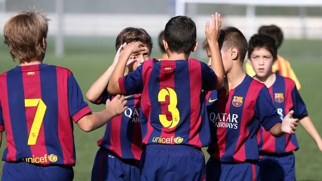 U10 FC Barcelone