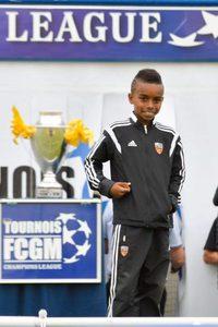 Elie Junior KROUPI 2016