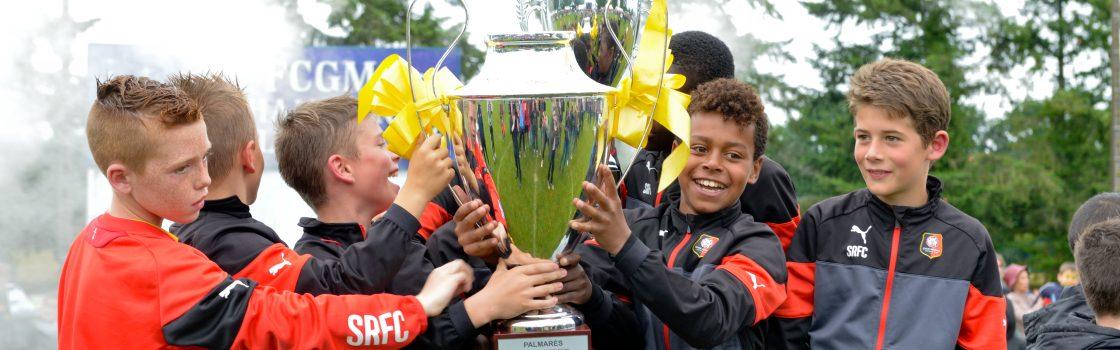 Stade Rennais Champion 2015