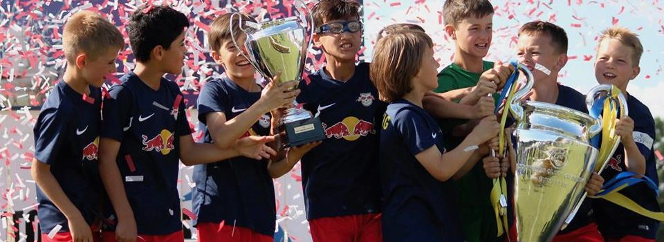 RB Leipzig Champion 2018