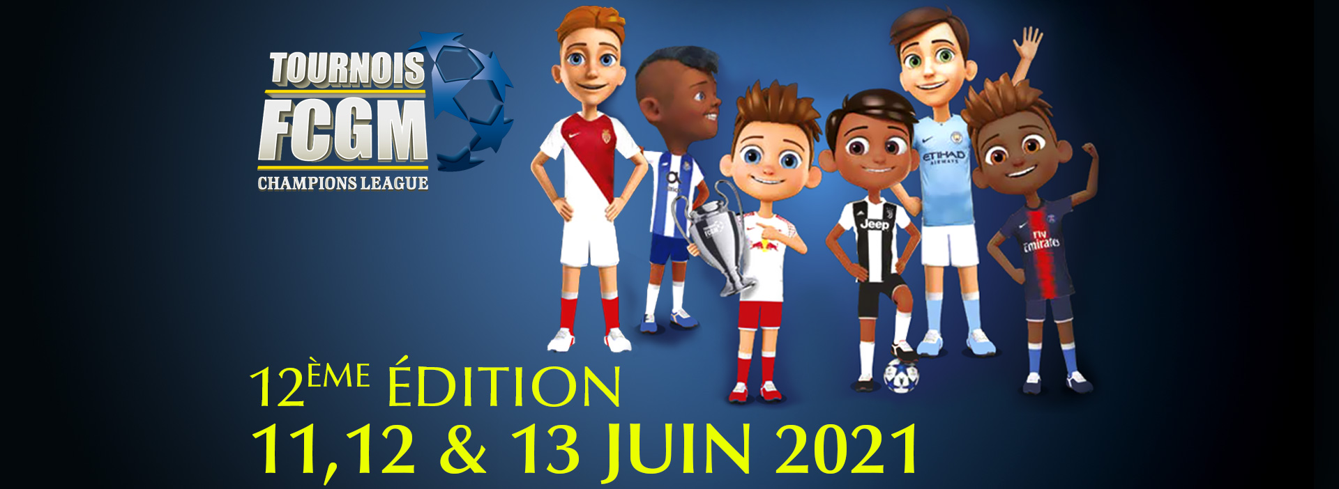 Tournoi FCGM champion league 2021
